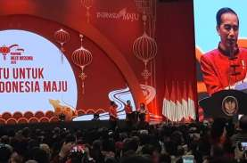 Hadiri Imlek Nasional 2020, Jokowi Kenakan Cheongsam…