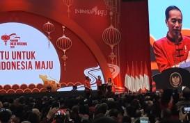 Nathania Purnama Hadiri Imlek Nasional, Jokowi Sindir Ahok Tak Datang
