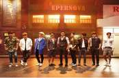 Cegah Virus Corona, Super Junior Donasi 10 Ribu Masker