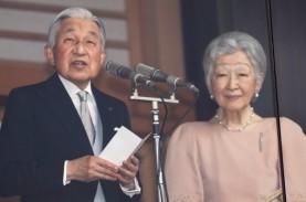Mantan Kaisar Jepang Akihito Sempat Tak Sadarkan Diri…