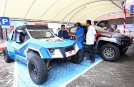Keren, Tol Bali Mandara Ada Pengisian Bahan Bakar Kendaraan Listrik