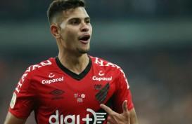 20 Juta Euro, Lyon Datangkan Guimaraes dari Athletico Paranaense