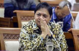 100 Hari Jokowi, Ini Laporan Airlangga Soal Kinerja Kementerian Perekonomian
