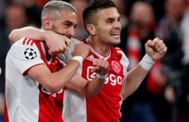Jadwal Liga Belanda : Big Match Ajax vs PSV, AZ Alkmaar 3 Poin