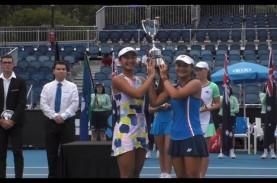 Priska MadelynKibarkan Merah Putih di Australia Open…