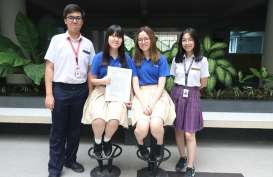 Siswa Sampoerna Academy Raih Penghargaan 'Top in World' Outstanding Cambridge Learner Awards
