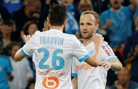 Jadwal Liga Prancis : PSG vs Montpellier, Bordeaux vs Marseille