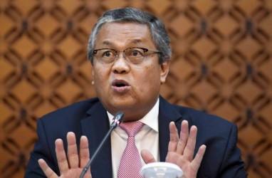 Bos BI 'Happy' Rating Utang Indonesia Diganjar BBB+ dari JCR