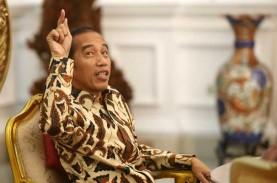 Mantap Pak Jokowi! JCR Naikkan Peringkat Utang RI…