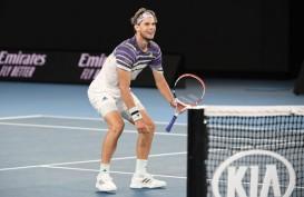 Dominic Thiem Tantang Novak Djokovic di Final Australia Terbuka