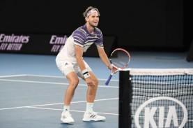 Dominic Thiem Tantang Novak Djokovic di Final Australia…
