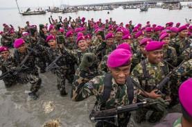 Korps Marinir ke Natuna Bantu WNI yang Dievakuasi…