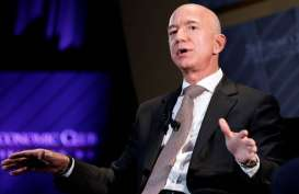 Rekening Jeff Bezos Bertambah US$13,2 Miliar Dalam 15 Menit