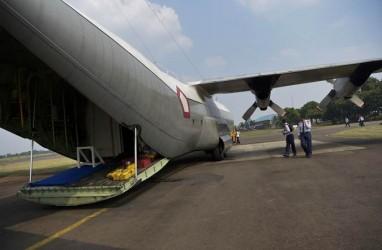 Evakuasi WNI dari Wuhan: 3 Pesawat TNI AU akan Antar ke Natuna