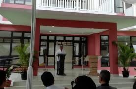 Menteri PUPR Resmikan Rusun Mahasiswa Unpad