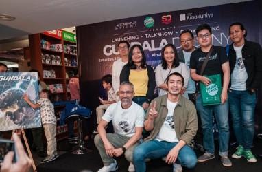 Komik Gundala Berbahasa Inggris Diluncurkan Untuk Pasar Indonesia