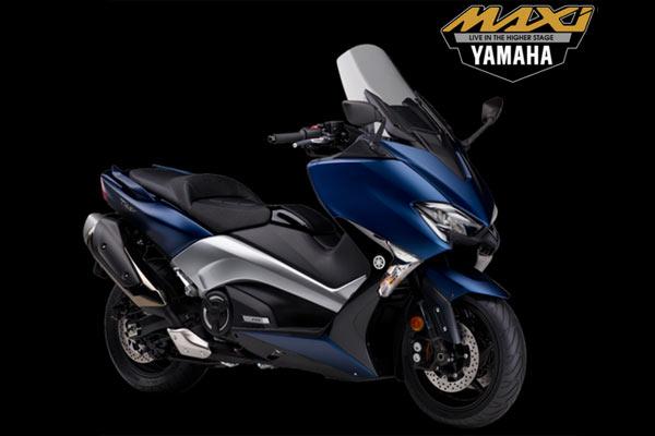 Yamaha TMax TD.  - Yamaha