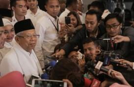Wakil Presiden Ma'ruf Amin Imam Salat Jenazah Gus Sholah