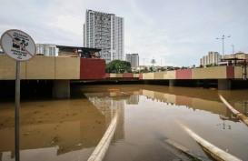 Hujan Guyur Jakarta, Pemprov DKI Awasi Underpass Kemayoran