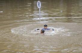 10 Hari Pertama Februari 2020, DKI Jakarta Berpotensi Banjir