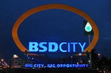 Sinar Mas Lanjutkan Pengembangan Kawasan Bisnis di BSD City