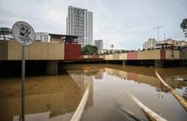 Banjir Underpass Kemayoran: Belum Surut, Penanganan Masih Terus Dilakukan