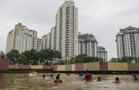 Underpass Kemayoran Masih Banjir, 10 Pompa Air Dioperasikan Sedot Genangan