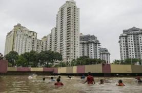 Underpass Kemayoran Masih Banjir, 10 Pompa Air Dioperasikan…