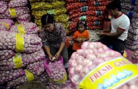 Pemerintah Stop Impor Pangan dari China