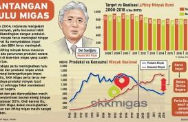 SKK Migas Resmikan First Cut Steel Lapangan Bukit Tua Petronas