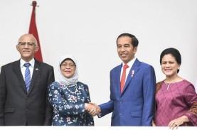 Presiden Jokowi dan Presiden Halimah Sepakati 5 Kerja…