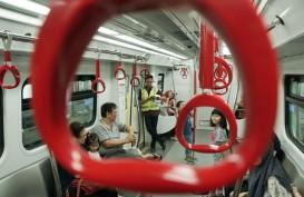 Himpitan Jalur MRT dan LRT Timur-Barat, Pengamat : Bakal 'Saling Makan'
