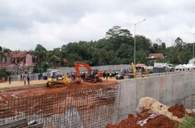Drama dan Air Mata Saat Eksekusi Tanah di Ruas Tol Cinere-Serpong