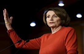 Detik-Detik Trump Abaikan Jabat Tangan Ketua DPR Nancy Pelosi