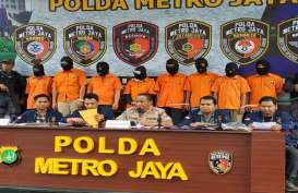 Polda Metro Jaya Tangkap Otak Pembobol Rekening Ilham Bintang