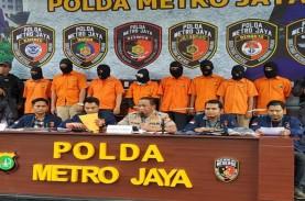 Polda Metro Jaya Tangkap Otak Pembobol Rekening Ilham…