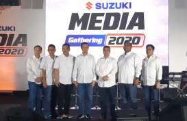 All New Ertiga dan New Carry Topang Ekspor Suzuki
