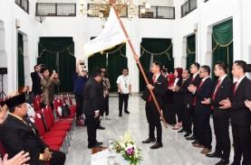 Pengurus GPEI Jawa Barat Resmi Dilantik