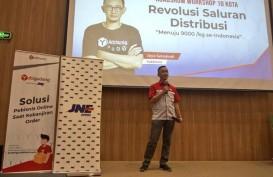 JNE Bersama YukBisnis Hadir di 10 Kota Gelar Workshop Revolusi Saluran Distribusi