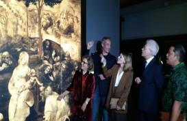 Pameran 17 Replika Maha Karya Leonardo da Vinci