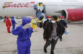 DPR Soal Penghentian Penerbangan: China Tak Perlu…