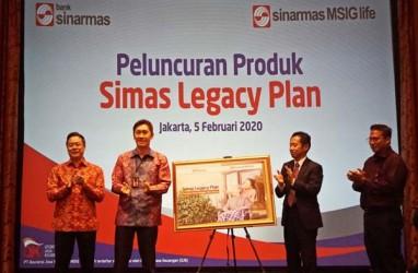 Sinarmas MSIG Life Gandeng Bank Sinarmas Luncurkan Simas Legacy Plan