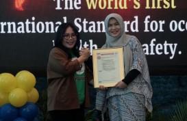 Transportasi Gas Indonesia Dapat ISO 45001: 2018 dari Sucofindo