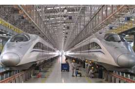 Kemenhub: Jalur Kereta Cepat Jakarta-Surabaya Akan…