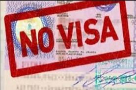 Bebas Visa dari China Dihentikan Hingga 29 Februari…