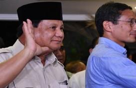 Prabowo Cerita Gerindra Dihina dan Sandiaga Senyum Kecut
