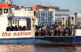 Penyeberangan Feri Lintas Negara Bisa Cuan, Volume Barang Jadi Catatan