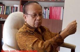 Air Mata JB Sumarlin di Depan Soeharto