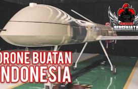 Indonesia Mampu Produksi Massal Drone Militer pada 2022