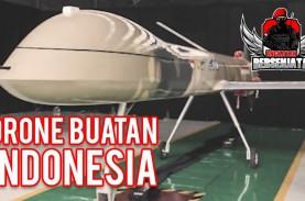 Indonesia Mampu Produksi Massal Drone Militer pada…